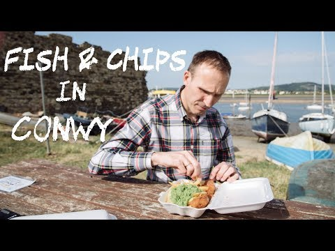 Fish & Chips In Conwy