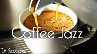 Coffee Jazz • Jazz Saxophone Instrumental Music for Relaxing and Study