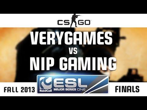 Download Ninjas in Pyjamas vs. Verygames - Grand Final - Finals EMS One Fall 2013 - CS:GO