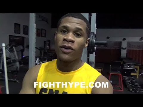 DEVIN HANEY EXPLAINS WHAT MAKES TERENCE CRAWFORD SO GOOD; BREAKS DOWN A CRAWFORD VS. SPENCE CLASH