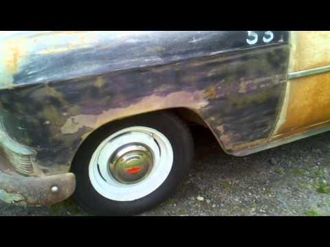 1953 Chevrolet Chevy Barn Find Rat Rod