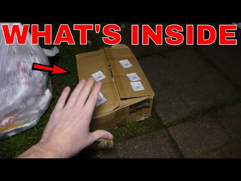 Thumbnail: What's IN The BOX!!! Dumpster Diving Gamestop Night #348