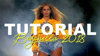 Beyoncé - 'Diva' Coachella 2018 Tutorial Choreography | XtianKnowles