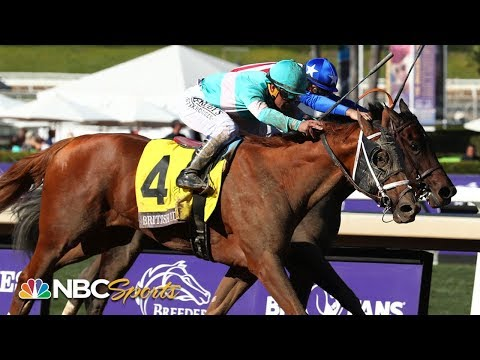 Breeders' Cup 2019: Juvenile Fillies (FULL RACE) | NBC Sports