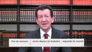 José Maria da Costa   Fim ou final de semana