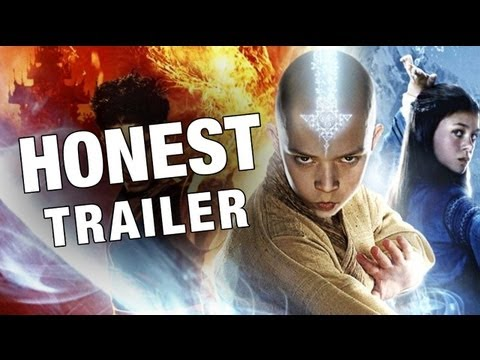 Honest Trailers - The Last Airbender