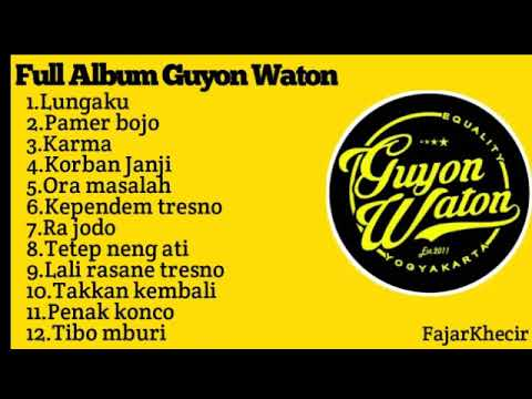 Guyon waton full album