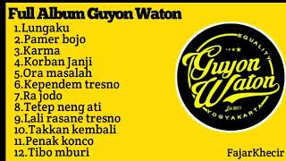 Guyon waton full album
