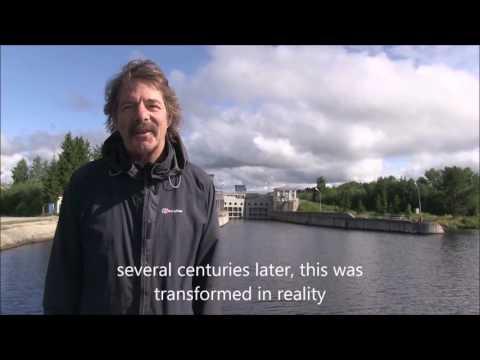 Bicycle Travel Russia - Murmansk 2013  HD 1080p