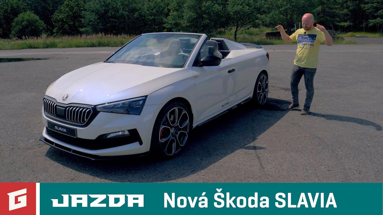 Škoda SLAVIA 1,5 TSI - JAZDA - AZUBI 2020 - GARAZ.TV - Rasťo Chvála