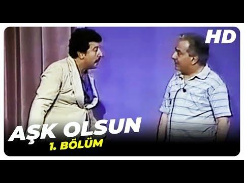 Aşk Olsun | 1. Bölüm (1974)