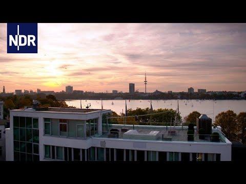 Über den Dächern von Hamburg   die nordstory   NDR