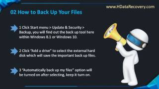 Hard Disk Drive Recovery Tutorial  How to Restore Deleted Files