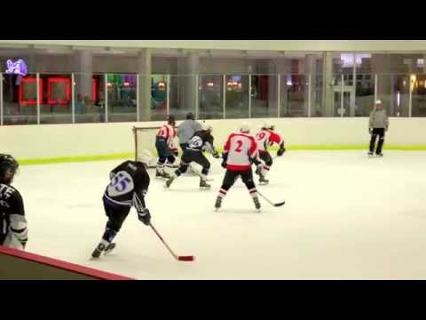 Forest Knights vs Pretoria Capitals Ice Hockey (2nd Div)