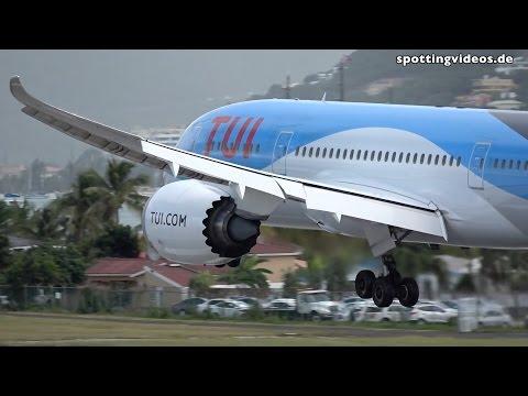 Planespotting SXM - St. Maarten - 2017-01-11 (1)
