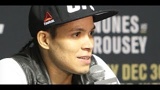 "Amanda Nunes Advice to Ronda Rousey ""Very Bad Mistake"" (UFC 207 Post)"