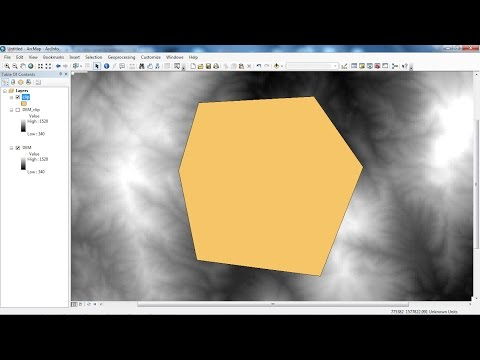 Resolved How to clip raster by multiple polygons in multi