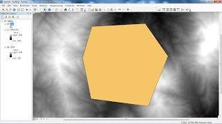 Clip raster by polygon in ArcGIS