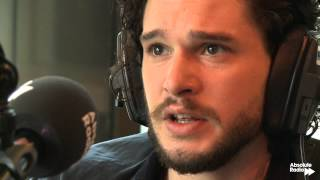 Kit Harington (Jon Snow) on Auditioning for Game of Thrones