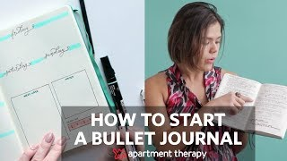How To Start A Bullet Journal: Your Complete Guide