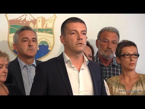 Манчевски: Коце Трајановски е одговорен за катастрофа�...