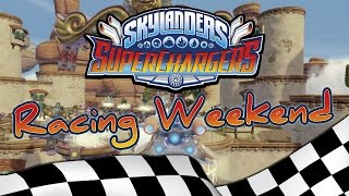 Desaster-Schlucht (schwer) • Skylanders RACING WEEKEND #01 ★ Let