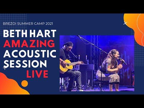 Beth Hart: Sugar shack, Spanish lullabies ... - live Brezoi 2021 i Amazing acoustic session 💥
