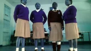 NEMBU GIRLS C U OFFICIALS