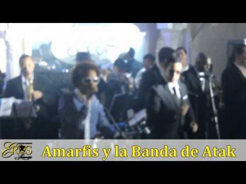 Amarfis y la Banda de Atak at Eros