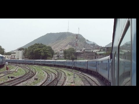 Ajmer Shatabdi Express full journey in Executive Chair Car