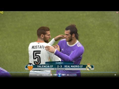 VALANCIA CF VS REAL MADRID CF 2- 3
