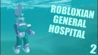 """WORKING"" AT ROBLOXIAN GENERAL HOSPTIAL 2 - ROBLOX TROLLING"