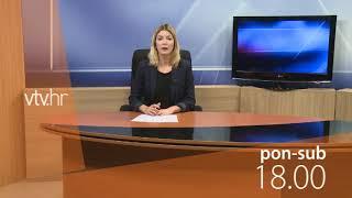 VTV Dnevnik najava 13. srpnja 2019.