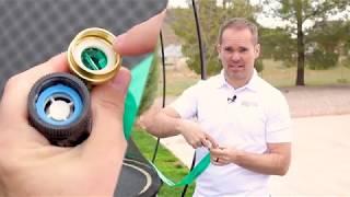 Trampoline Waterpark Install Instructions
