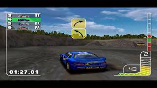Game 175 - Colin McRae - Sony PlayStation PS1 PSX - Gameplay footage - ePSXe - 1080p