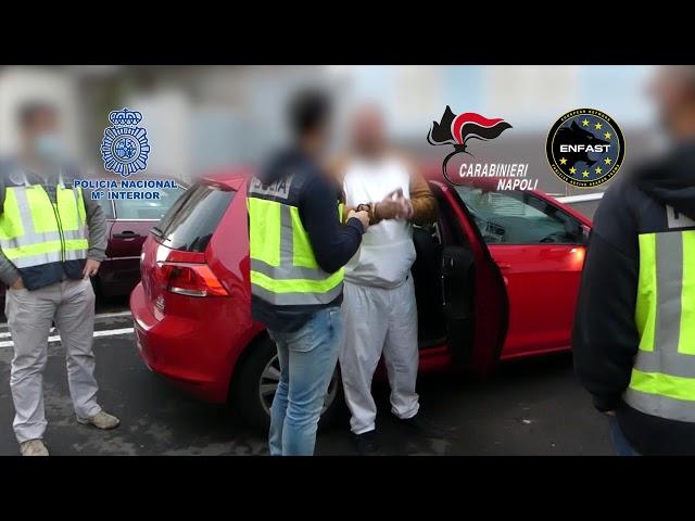Desarticulado el clan de la camorra de Mariniello con la detención de tres personas  en Tenerife