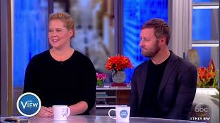 Amy Schumer, Rory Scovel Talk Confidence, Gun Control & More | The View