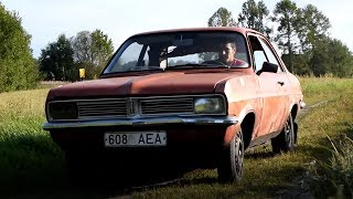 Vauxhall Viva HC 1.3 Test Drive After 20 Years