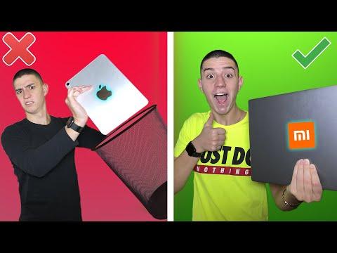 Xiaomi ЛУЧШЕ Apple !?  ОБЗОР НА Xiaomi Notebook и Ipad Pro