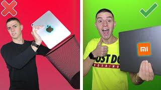Xiaomi УНИЗИЛА Apple !? - ОБЗОР НА Xiaomi Notebook Pro и Ipad Pro