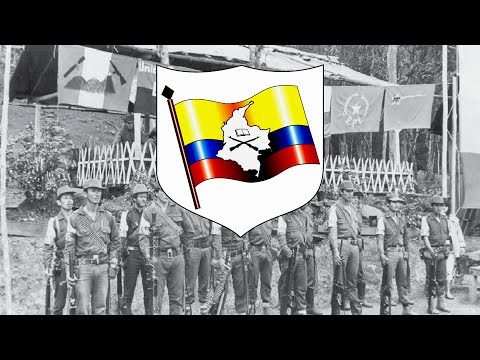 Anthems of Colombian Guerrilla Movements