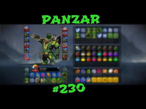 видео: panzar - ЖЕСТЬ, 3 костюма для 3-их персов! (открытие сундуков)#230