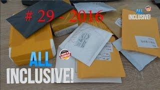 Распаковка посылок с Aliexpress # 29 - 2016 Рыболовные снасти и  очень красивые колечки и кулончики.(, 2016-03-18T20:47:13.000Z)