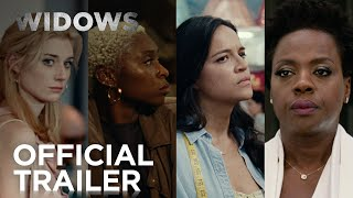 WIDOWS | OFFICIAL HD TRAILER #1 | 2018