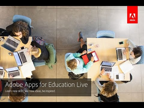 Comic Book Creation and Production - Adobe Apps for Education Live