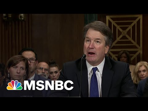 Kavanaugh An Ill-Considered Choice To Pen Ruling On Incorrigible Childhood Offenses   Rachel Maddow