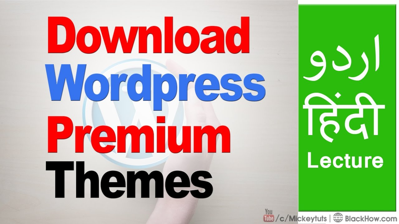 how to download themes