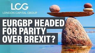 EURGBP trade setup - live forex analysis (Aug 20, 2019)