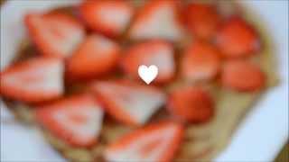 Diy - Quick & Easy Healthy Pancakes  ♥