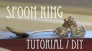 Spoon Ring || Tutorial DIY